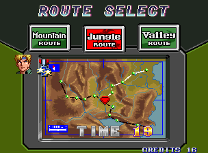 103139-shock-troopers-arcade-screenshot-pick-a-route-any-route