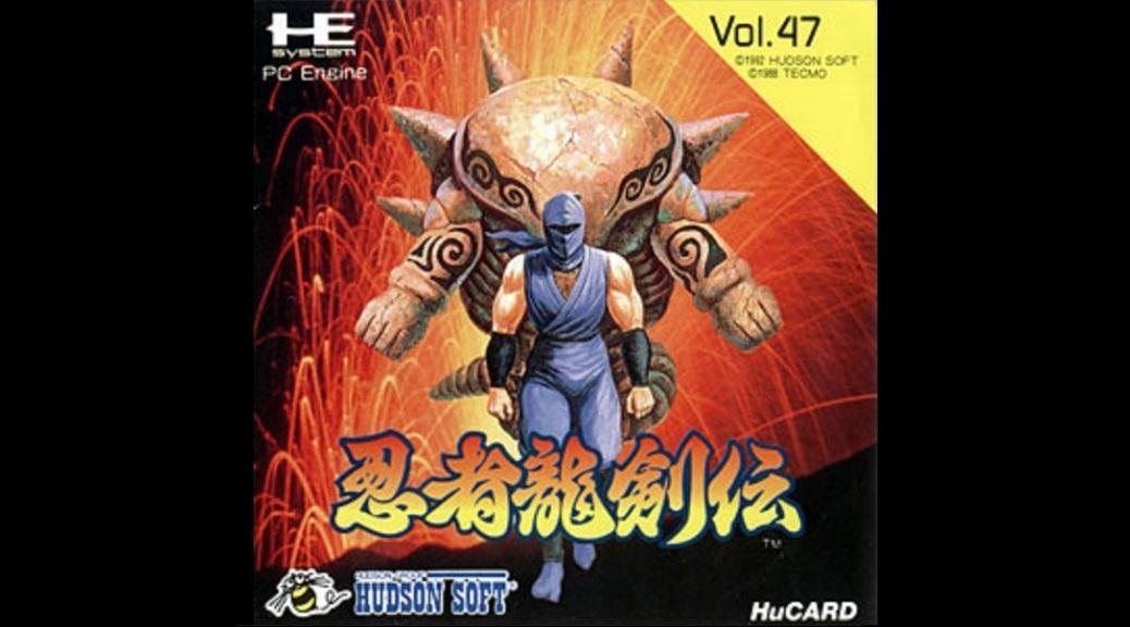 Ninja Gaiden Ryukenden 1992 Pc Engine Vs The Nes Version