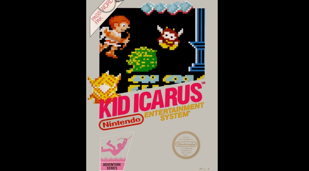 Review: Kid Icarus (NES 1986) | Cousin Gaming