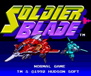 Soldier Blade (USA)