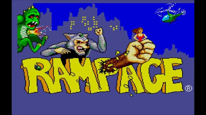 Rampage2player